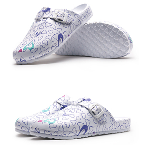 Image 3 - Ultralite скраб тапочки медицинские башмаки хирургические Босоножки кормящих Сабо; Нескользящие домашние тапочки Токио супер сцепление рабочая обувь для медсестер;