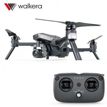 Avion pliant Portable Walkera VITUS 320 5.8G Wifi FPV 3 axes cardan 4 K caméra HD Drone caméra RC quadrirotor