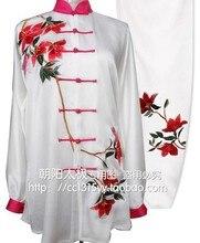 Customize Tai chi clothing taiji uniform Martial arts garment wushu clothes kungfu outfit for women men girl boy kids children
