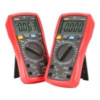 UNI T Digital Multimeter UT890C UT890D+ 6000 Counts Manual Frequency Temperature Voltage Ammeter AC DC DMM Capacitor Tester NCV