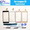 Leagoo Z5 Сенсорный Экран Digitizer 100% Гарантия Оригинал Сенсорная Панель Экрана Планшета Для Z5 + инструменты + Клей