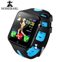 V5K GPS Smart Watch,V5+ V5 Plus LBS,Children Security Anti Lost Tracker Life Waterproof 1.54'' Screen Camera Kid Safe SOS Watch