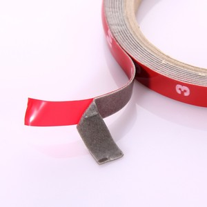 Image 5 - 6/8/10/15/20mm M3 Double Sided Acrylic Foam Adhesive Tape Sticky Car Screen Repair Tape Stickers Decal For Cars Auto Accessories