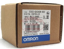 Free shipping Original authentic Omron  OMRON thermostat E5CC-QX2ASM-800 e5cc qx2asm 800 omron 100% new and original ac100 240 digital controller temperature controller