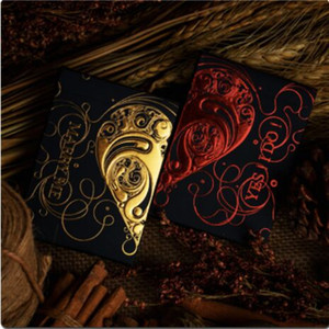 Hot Sale High Quality Bicycle Poker LPV Poker Love Promise of Vow Magic Playing Cards Magia deck Props