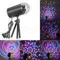 3W DJ Light RGB Color Changing Crystal Magic Mini Disco Ball Led Stage Lights for KTV Xmas Wedding Party Lighting Effect