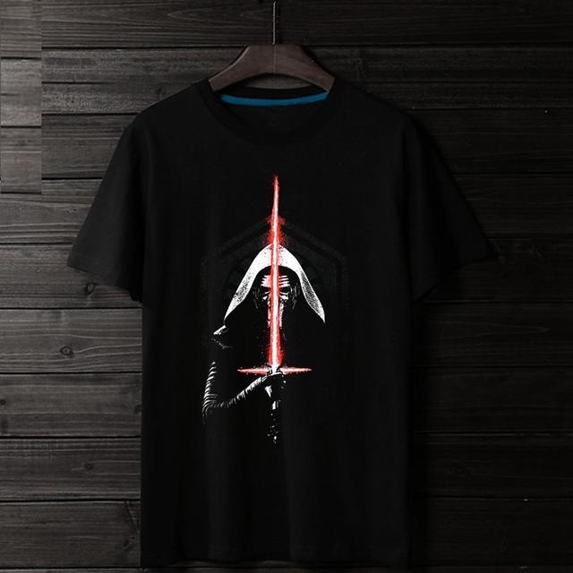 New Kylo Ren Fighters 3D T-shirt Print 100% Cotton