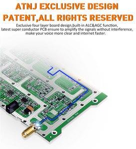 Image 4 - 4G Lte 800 Netwerk Signaal Repeater Band 20 Lcd Display 70dB Gain Band 20 4G Lte Mobiele Telefoon Signaal versterker Lte 800 Mhz Booster