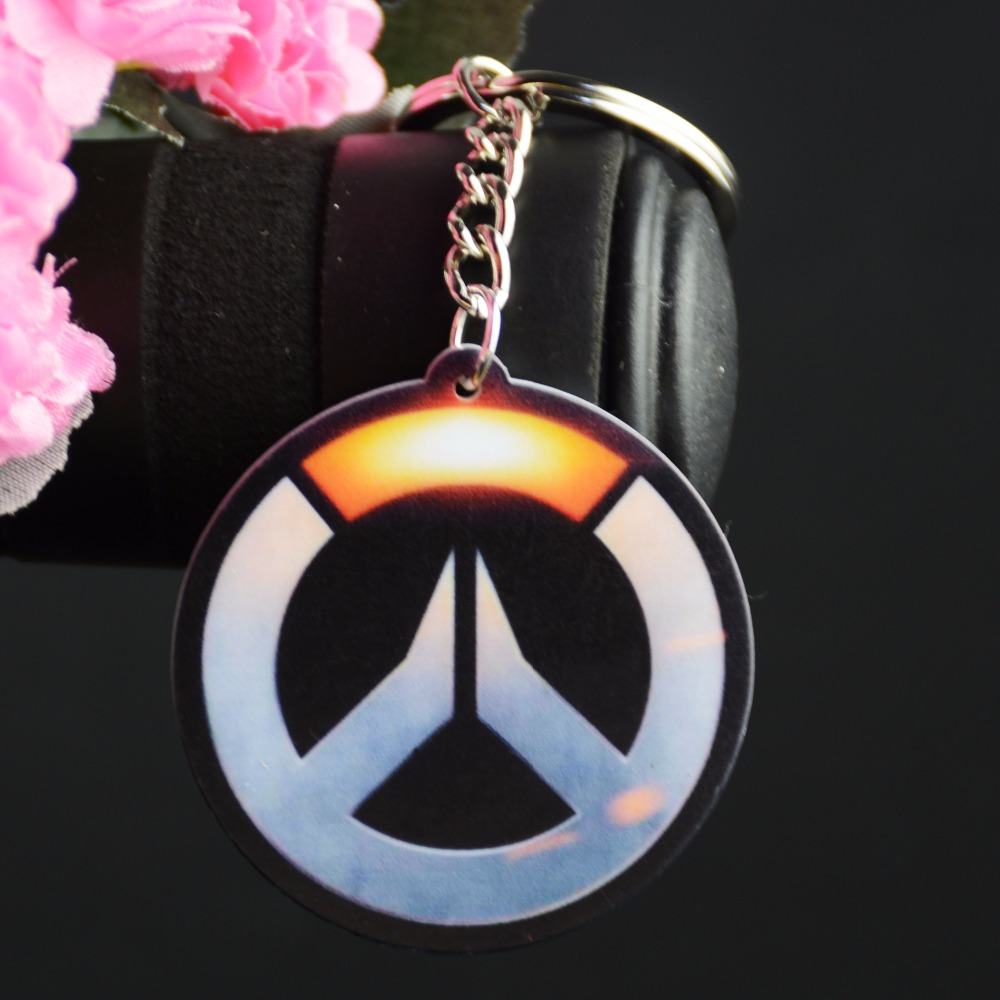 Game overwatch logo wholesale choker necklace ow heros alloy game overwatch logo wholesale choker necklace ow heros alloy pendant necklaces 19 style charms jewelry for fans new gift in pendant necklaces from jewelry buycottarizona