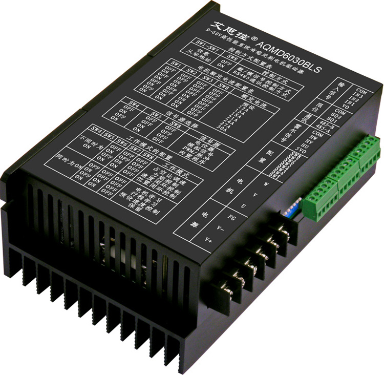 Instrument Parts & Accessories Tools Current/speed/position Pid Control Of 12/24/36/48/60v 1800w Dc Brushless Motor Driver To Suit The PeopleS Convenience