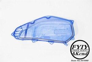 Image 4 - غطاء زخرفي لغطاء مرشح الهواء للدراجة النارية Engone لهوندا فاريو 150 PCX 150 انقر 125i 150i Aor شفرة 125 تحت العظام