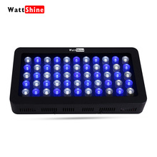 Top quality Led aquarium light for coral DIY 165w aquarium led chip best for fish tank for coral and reef growing Russia Brazil