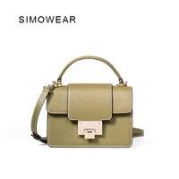 2016 Hot Sale Luxury Brand Design Women Genuine Leather Small Jimmy Bag Real Cowskin Shoulder Messenger