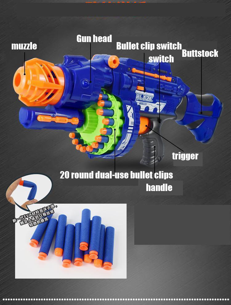 toy gun manufacturers