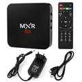 MXR 4 K Quad Core Android 4.4 TV Box 1G/8G Wifi Kodi H.265 Decodificador de Vídeo DA UE plugue AH184