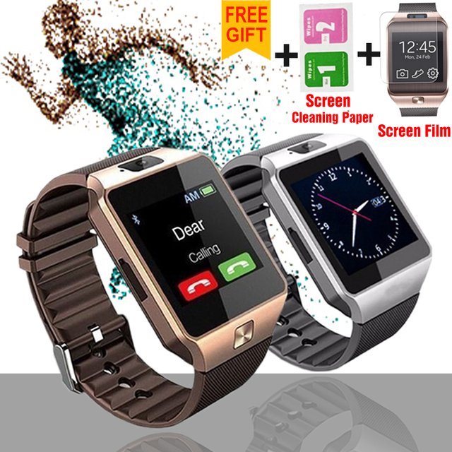 Benovel Smart Watch Wearable Devices DZ09 Electronics Wrist Phone Watch Support SIM TF Card For Android smartphone Smartwatch