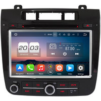 8 Octa Core 4GB RAM Android 6.0 WIFI 4G 32GB ROM DAB RDS Car DVD Player Radio For Volkswagen Touareg 2010 2011 2012 2013 2014