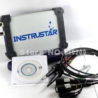 MDSO ISDS205A Nueva actualización 3 EN 1 Multifuncional 20 M USB de la PC virtual Digital oscilloscop + analizador de espectro + datos grabadora