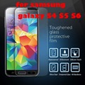 For Samsung Galaxy S5 safety Tempered Glass Thin HD Clear Screen Protector Film protective glass on the samsung galaxy s5 glass