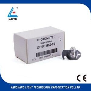 Mindray BS120 BS180 BS190 Halogen Lamp 12V20W P/N:BA10-30-78192 12V 20W BS 120/180/190 bulb free shipping-5pcs
