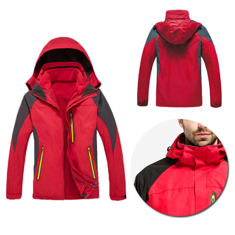 En Vestes Hommes Costume pièce Ski Escalade Plein Vêtements Air De 1 Pcs Deux qp5AwxXWHF