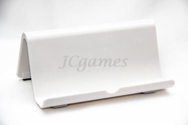 White Support Cradle Stand for Wii U Controller Console Game GamePad /Phone/PS Vita/NEW 3DS XL LL