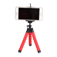 Mini Tripod Digital font b Camera b font Mobile Phone Stand Flexible Grip Octopus Monopod Flexible