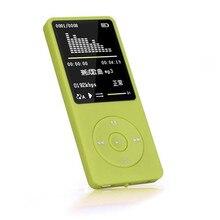 Venta caliente Del Envío Libre y Al Por Mayor NC1888 Moda 8 GB 70 horas de Reproducción MP3 Sin Pérdida de Sonido Reproductor de Música FM TF del Registrador tarjeta