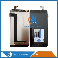 Black White Color For Doogee Y6 Y6C Touch Screen Digitizer LCD Display 1PC Lot With Tools