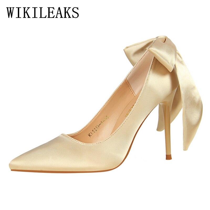 Progettista di marca di lusso estremo tacchi alti pompe rosso scarpe da  donna sexy tacchi alti scarpe donna 2019 tacchi rossi bigtree scarpe a  spillo in ... 76f3eebc153