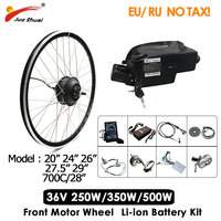250W-500W Electric Bike Conversion Kit with 36V 10Ah Lithium Battery 20