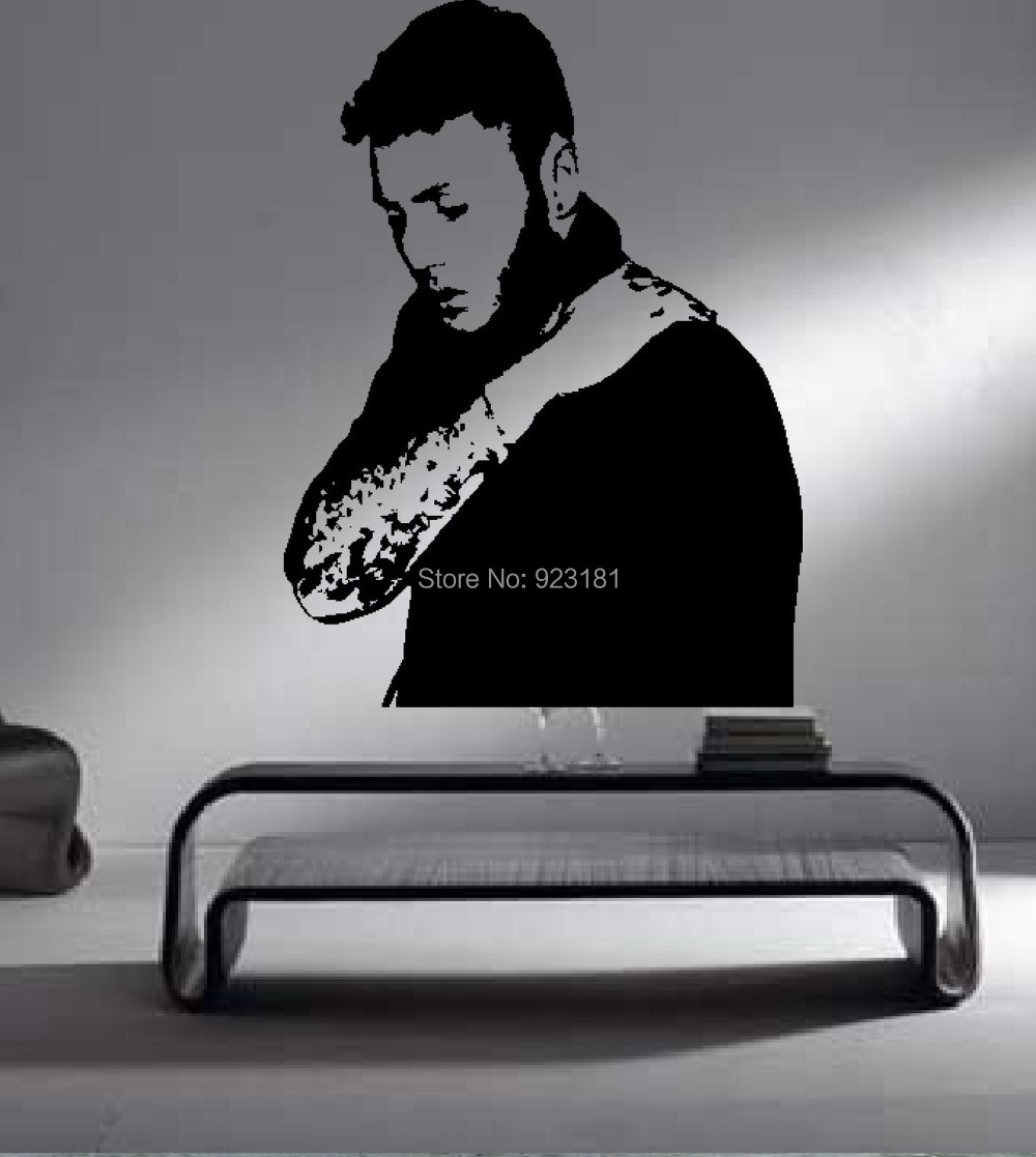 Celebrity wall stickers wall murals ideas wall sticker picture more detailed picture about james arthur amipublicfo Image collections