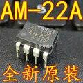 O envio gratuito de 10 pçs/lote AM-22A pode substituir VIPER22A DIP-8 DIP-chip de gerenciamento de geração original novo