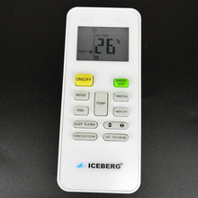 New Original For MIDEA RG52A8/BGEF Universal Air Conditioner Remote RG52A9/BGEF RG52/BGE RG52/BGEF RG52/BGCE RG52/BGCEF