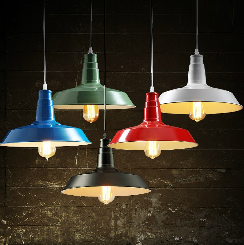 Nordic iron pendant lamp loft balcony restaurant bar single head lamps vintage industrial bar clothig store pendant lamps ZA free shipping 5 pcs nordic restaurant coffee retro shop pendant lights bar loft iron pendant lamp 2d geometric character lamps