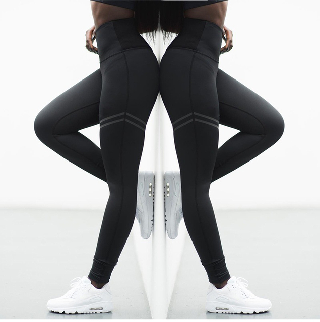 Women Sport Pants Sexy Push Up Gym Sport Leggings Women Running Tights