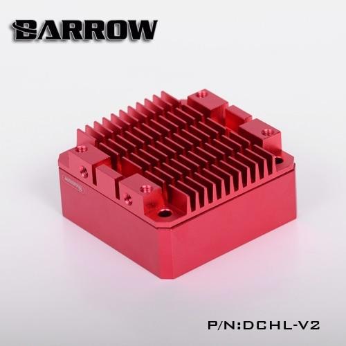 Barrow DCHL-V2, kits de radiador de aleación de aluminio DDC / 17W, - Componentes informáticos - foto 4