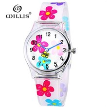 Willis Brand Casual Girl Watches Fashion For Women Mini Wate