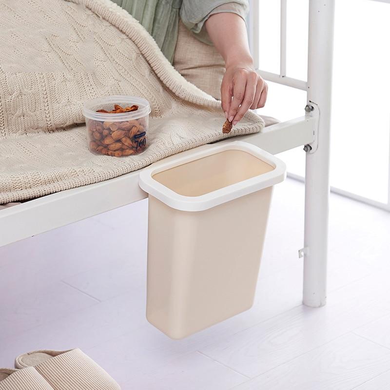 1 Pc Grote Creatieve Keuken Opknoping Vuilnisbak Diversen Opslag Mand Kast Deur Terug Opknoping Prullenbak Stoel Bed Side Beschikbaar