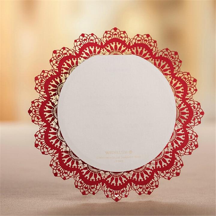 Indian Wedding Invitation Blank Cards Popular
