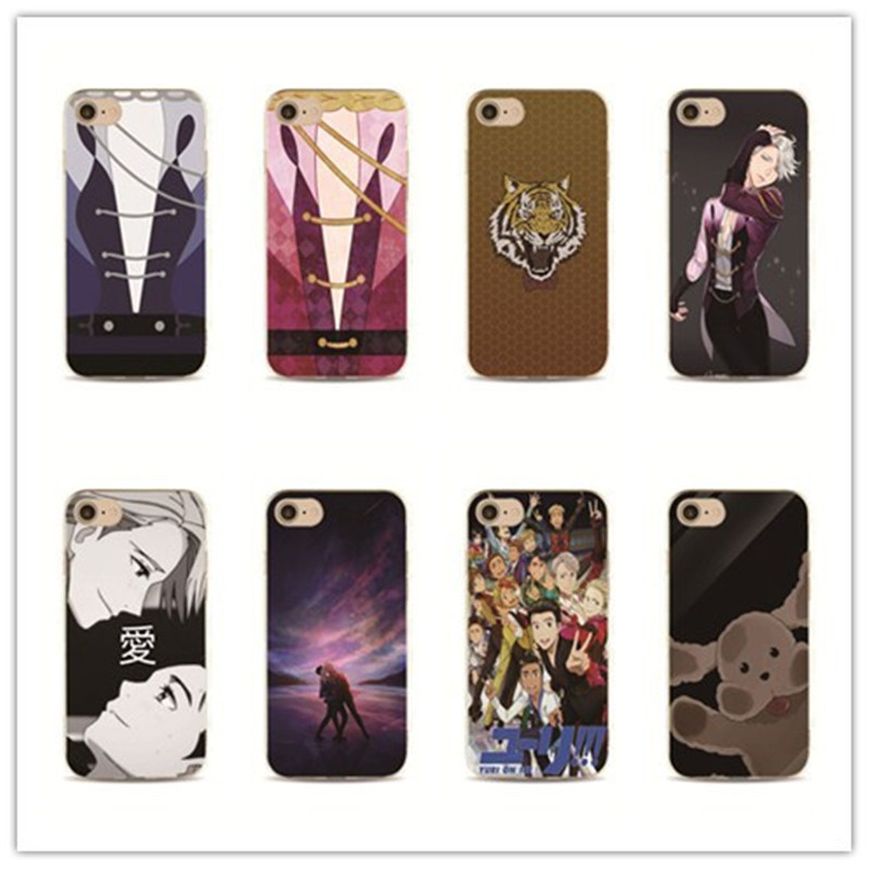 Yuri On Ice phone case Yuri!!! plisetsky tiger cover for