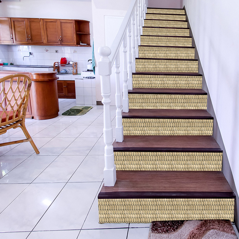 2018 New Arrivals Classic Wood Stairs Steps Sticker