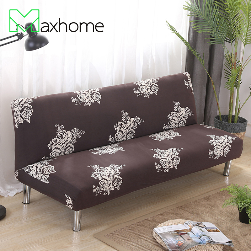 stylish sofa arm covers | Sofa Bed Cover Elastic Sofa Covers No Armrest for Living ...