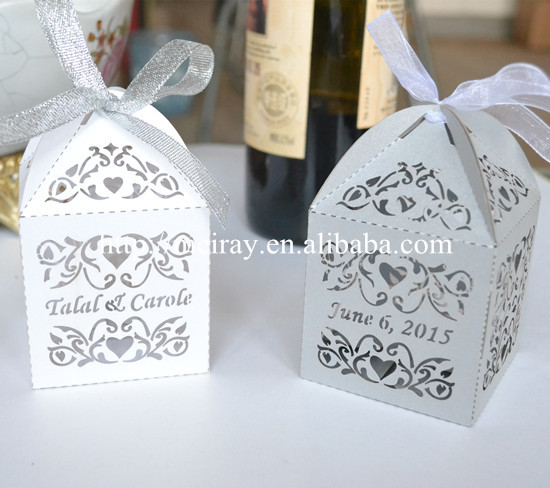 Customized Wedding Favors Laser Cut Indian Party Favors Made In