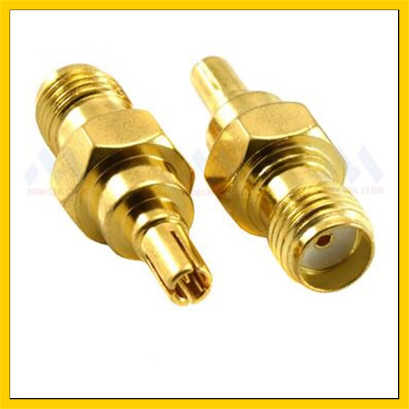 3G 4G Antenna Connector SMA Female To CRC9  Plug Rf Wifi Adapter