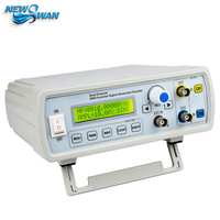 12MHz Digital DDS Dual Channel Function Signal Generator Arbitrary Waveform Pulse Frequency Meter 12Bits 250MSa S