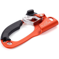Professional Outdoor Exploring Sports Fit Rock Climbing Equipment Left Handed Left Handed Rope Clamp Ascender Survival