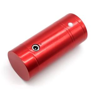Image 4 - Dual Action  Airbrush Kit Compressor Portable Air Brush Paint Spray Gun For Nail Art Desgin Tattoo Cake With EU Adapter