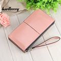 2017 NEW Baellerry Multi Functional Practical Women Wallet Monederos Carteras De Mujer Marcas Famosas Ladies Purse Cartera Walet