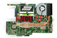 Free Shipping NEW Brand Original Laptop Motherboard U35JC For U35JC MAIN BOARD 60 N0SMB1600 A05 WITH